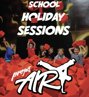 SCHOOL HOLIDAY SESSIONS!